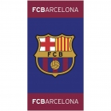 DRAP DE BAIN FC BARCELONE 75X150 cm