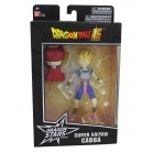 FIGURINE DRAGON BALL SUPER SAIYAN CABBA  17 cm