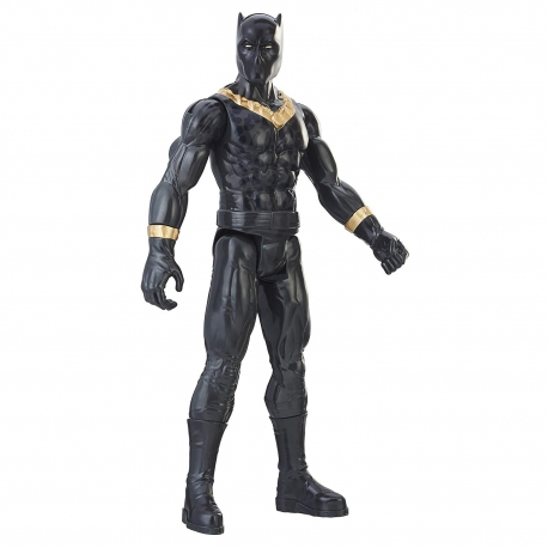 FIGURINE AVENGERS Black panther Erik Killmonger