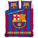HOUSSE DE COUETTE FC BARCELONE 2 PLACES