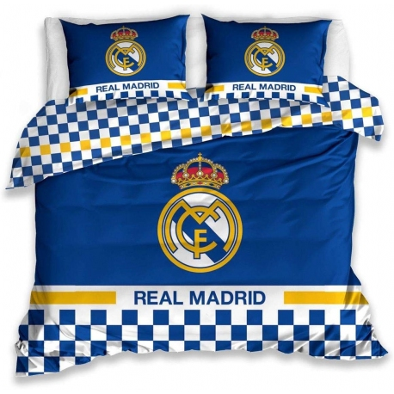 HOUSSE DE COUETTE REAL MADRID 2 places