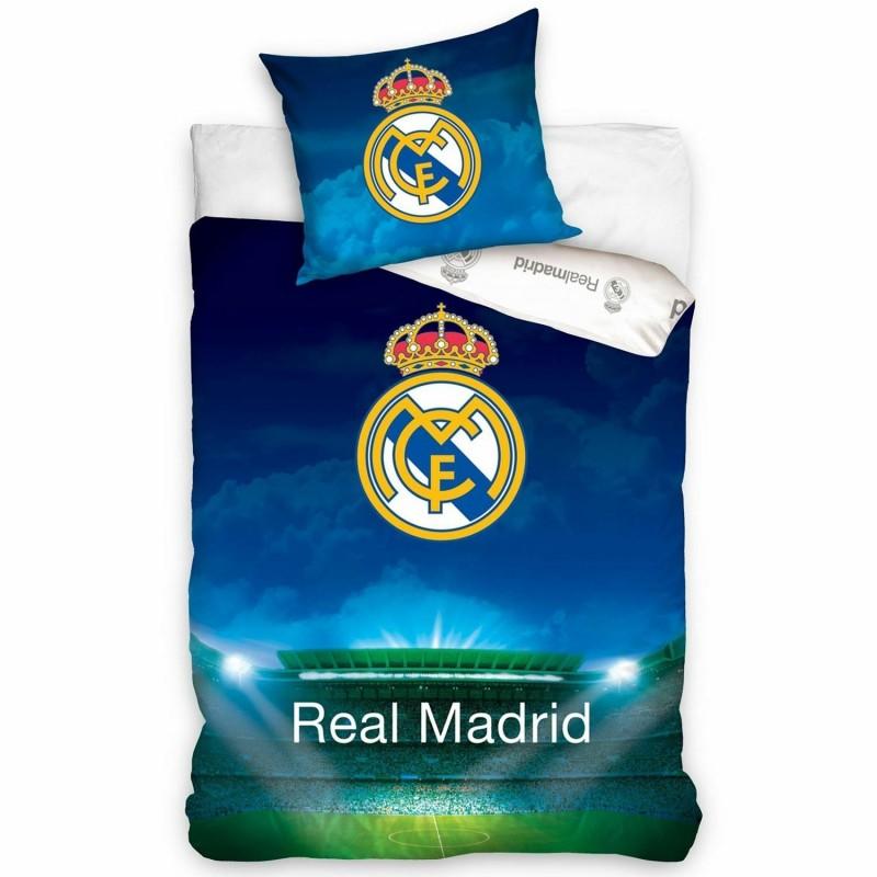 HOUSSE DE COUETTE REAL DE MADRID Logo