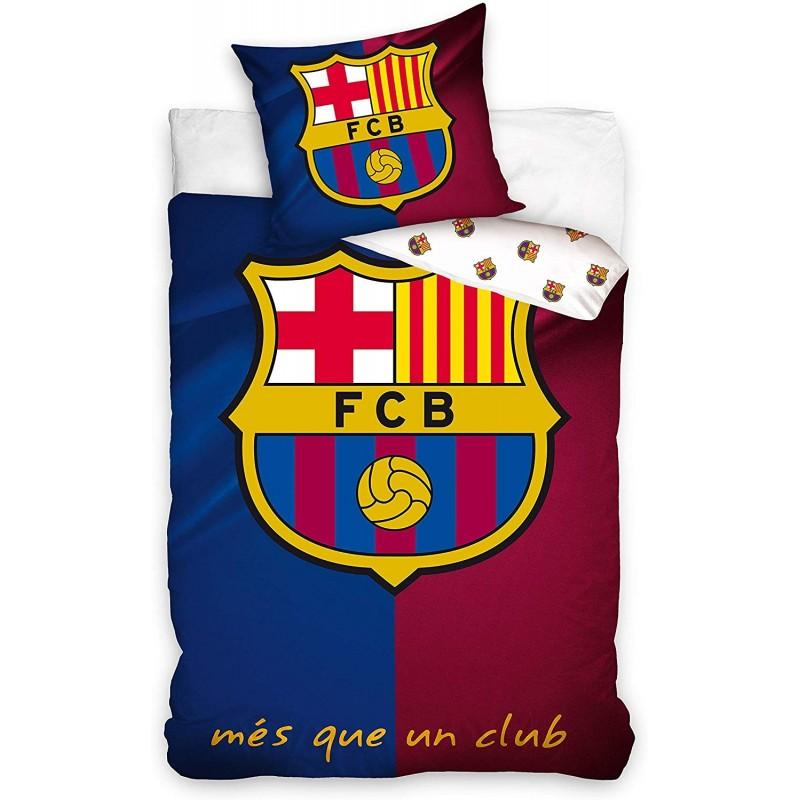 HOUSSE DE COUETTE FC BARCELONE camp nou
