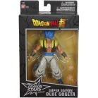 Dragon Ball Super - Figurine Dragon Star 17 cm - Super Saiyan Blue Gogeta