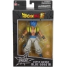 Dragon Ball Super - Figurine Dragon Star 17 cm - Super Saiyan Blue Gogeta