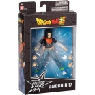 Dragon Ball Super - Figurine Dragon Star 17 cm - Android 17