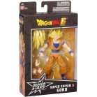 Dragon Ball Super - Figurine Dragon Star 17 cm - Super Saiyan 3 Goku