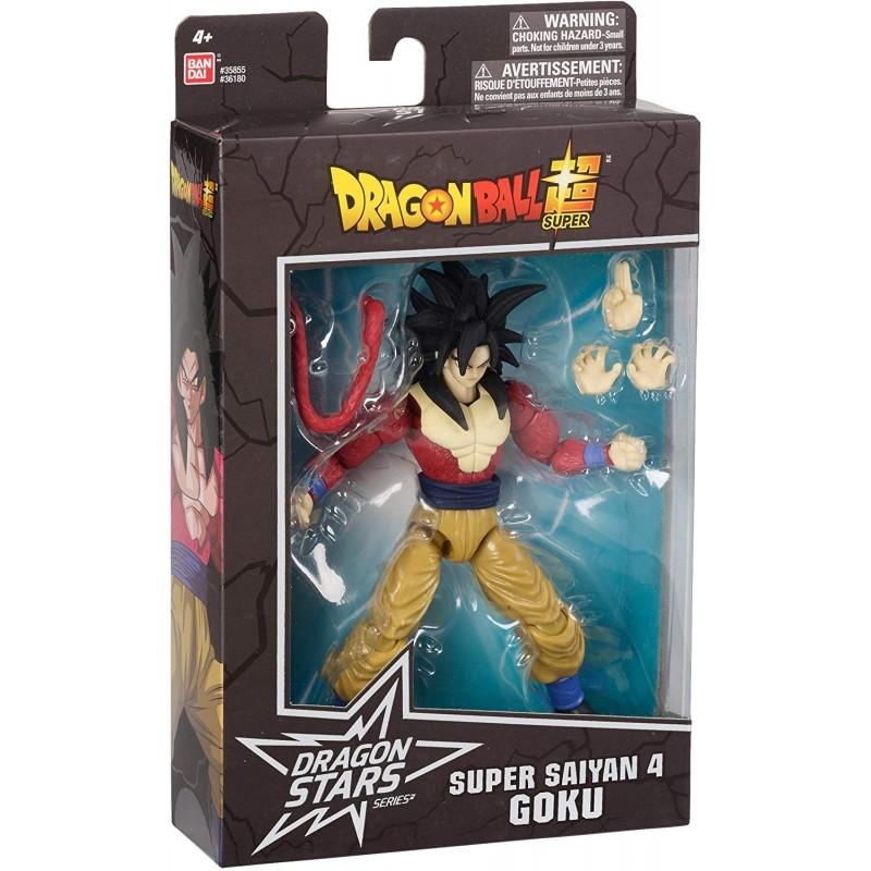 Dragon Ball Super - Figurine Dragon Star 17 cm - Super Saiyan 4 Goku