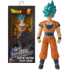 Dragon Ball Super - Figurine Géante Limit Breaker 30 cm - Super Saiyan Goku Blue