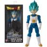 Dragon Ball Super - Figurine Géante Limit Breaker 30 cm - Super Saiyan Vegeta Blue