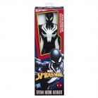 FIGURINE SPIDERMAN Costume Noir