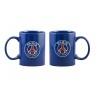 MUG PARIS SG bleu logo