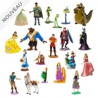 COFFRET 20 FIGURINES PRINCESSES Disney