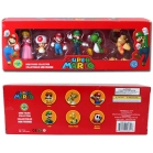COFFRET 6 FIGURINES SUPER MARIO